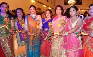 dandiya-in-nainital-on-uttaranchal-times-25-9-2017