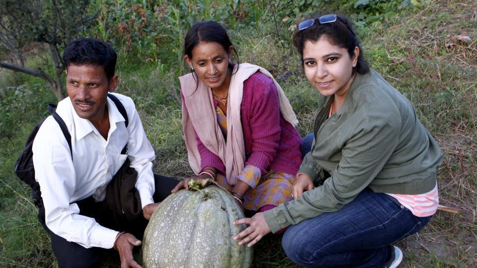 organic village uttarakhand