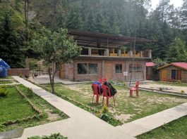 Uttarakhand camp site