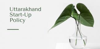 Uttarakhand start-up policy-2107