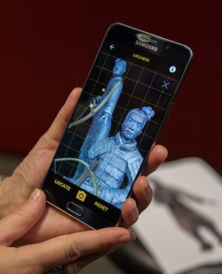 THE SCIENCE OF AUGMENTED REALITY